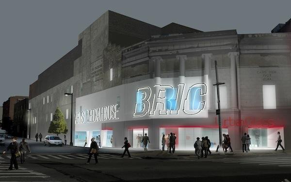 BRIC Arts Media