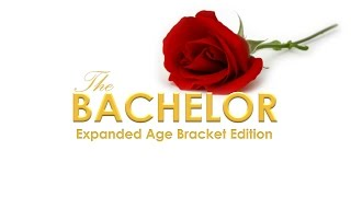 The Bachelor: Expanded Age Bracket Edition