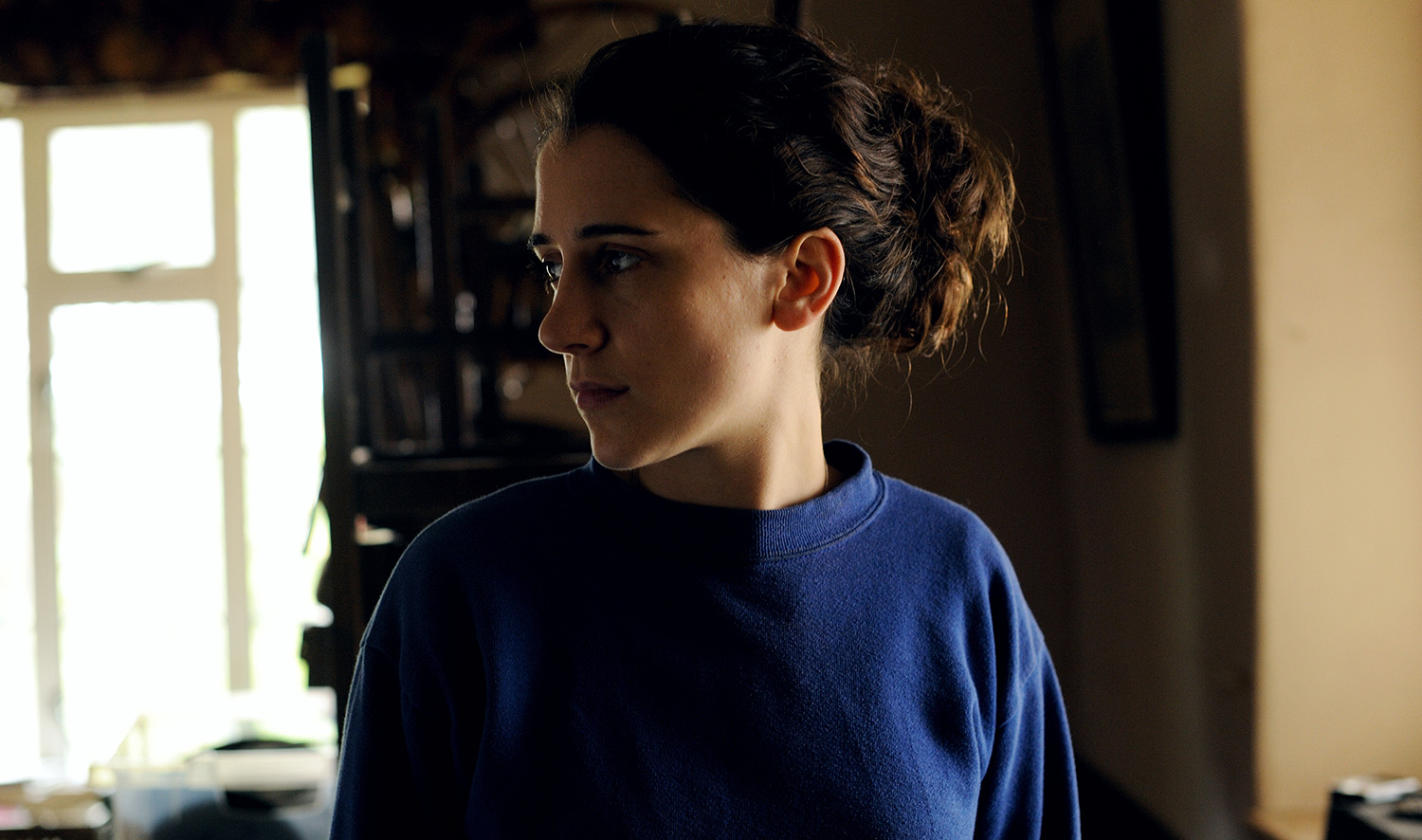 Ellie Kendrick in Hope Dickson Leach's THE LEVELLING