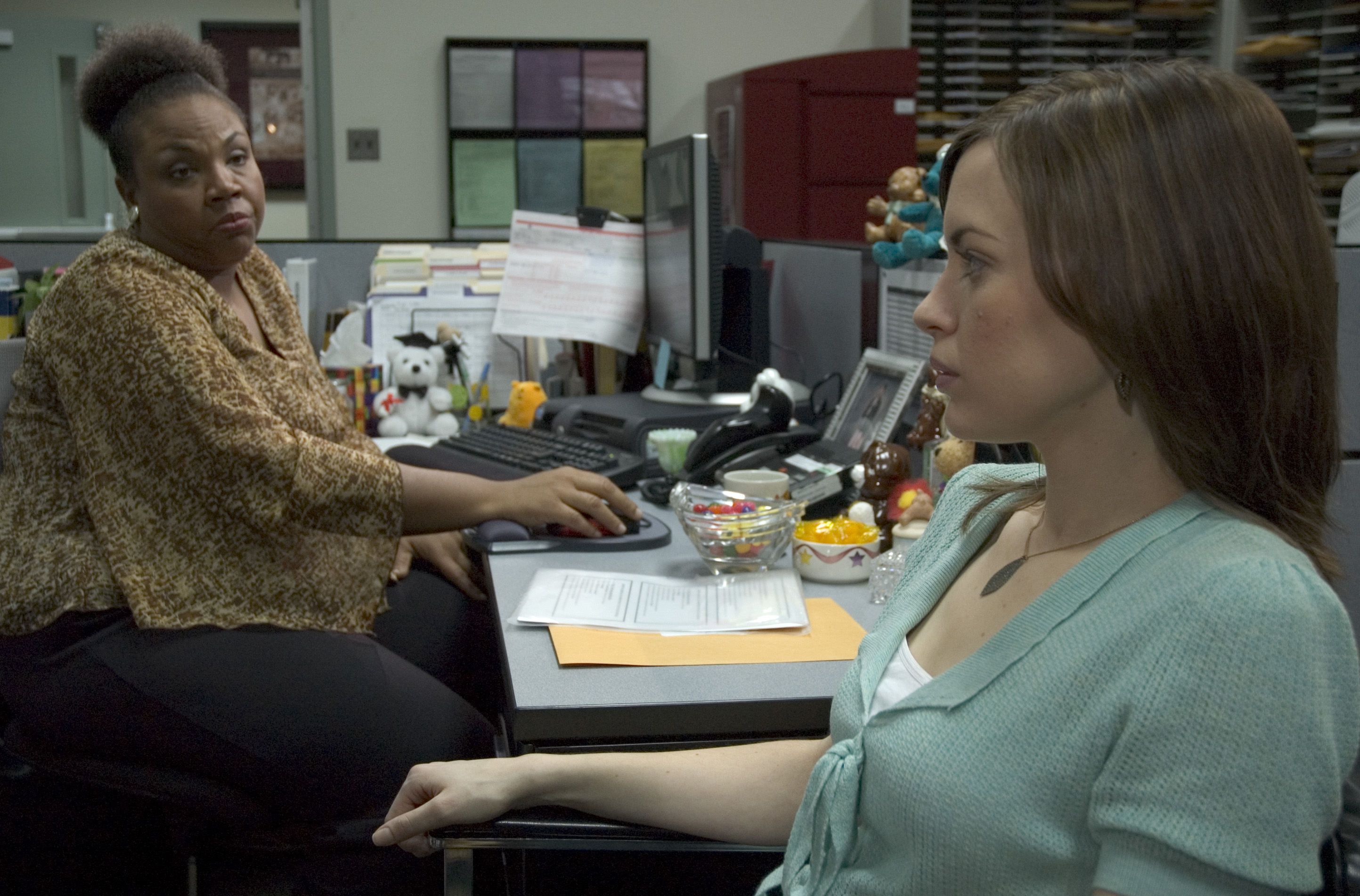 Ellana Barksdale and Christine Ryndak in Surviving Me: The 9 Circles of Sophie