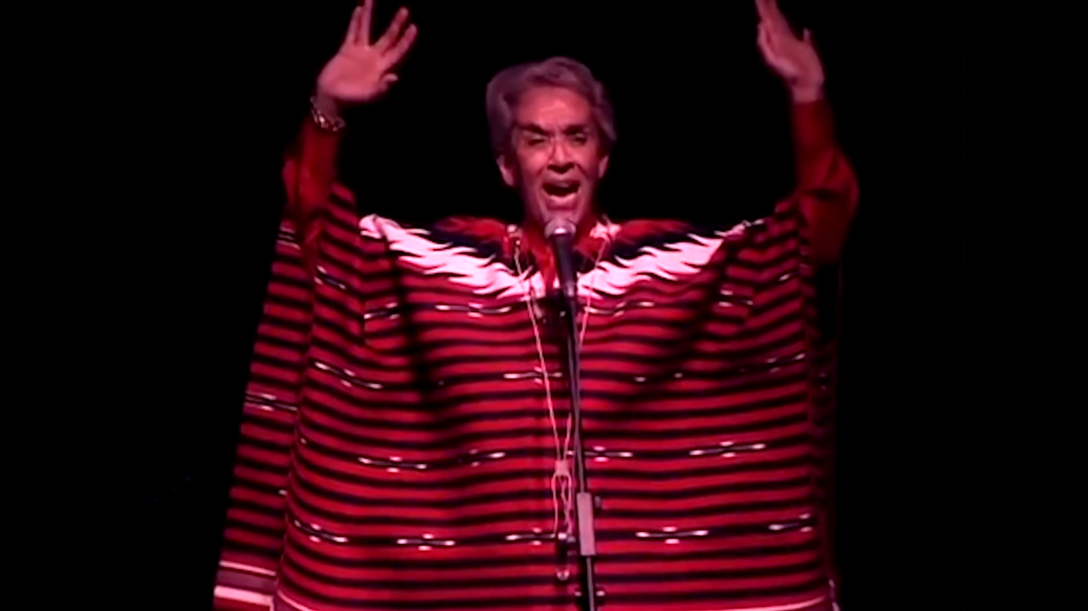 Still image from Chavela