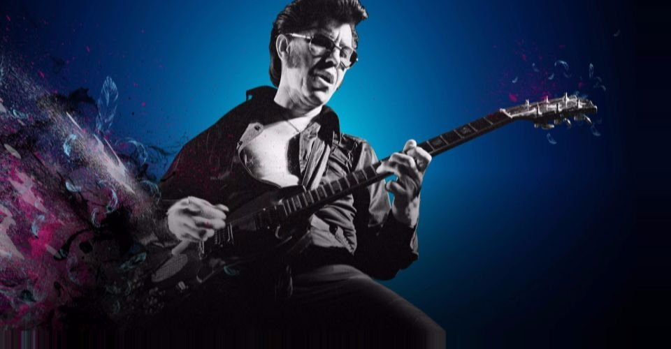 Still image from RUMBLE: The Indians Who Rocked the World