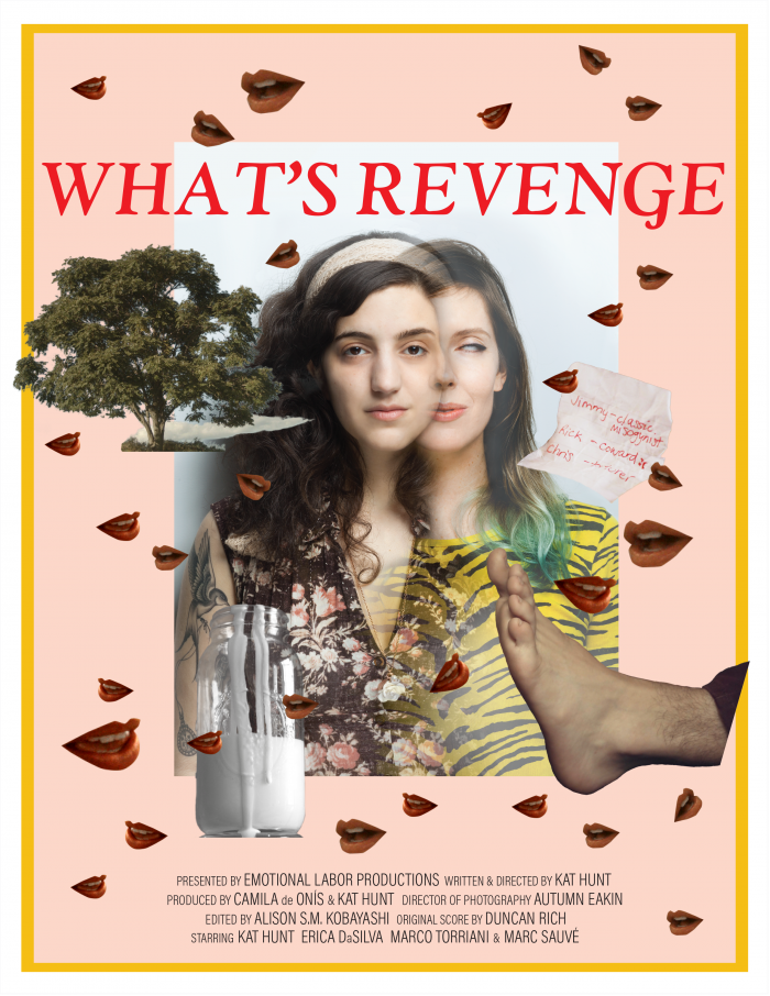 What's Revenge directed by Kat Hunt