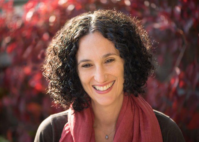 Rachel Shuman [Photo: Caroline Kaye]