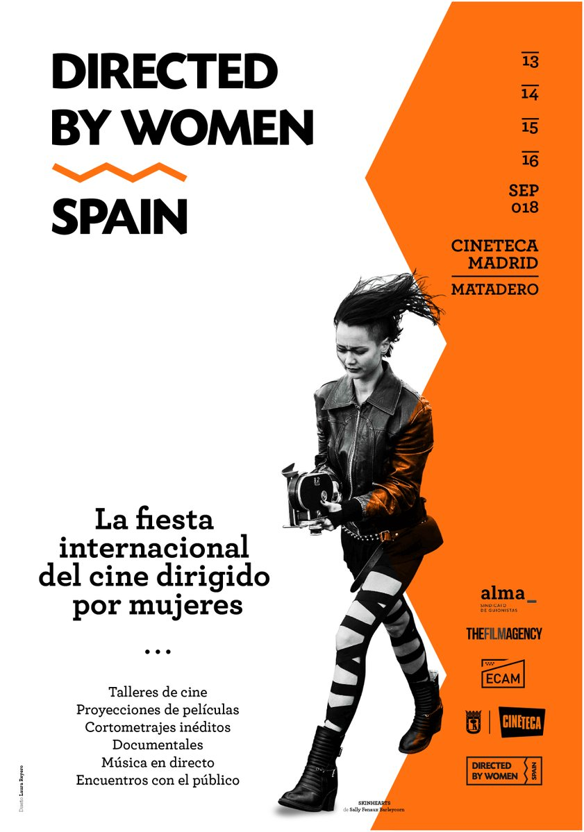 Directed by Women Spain 2018