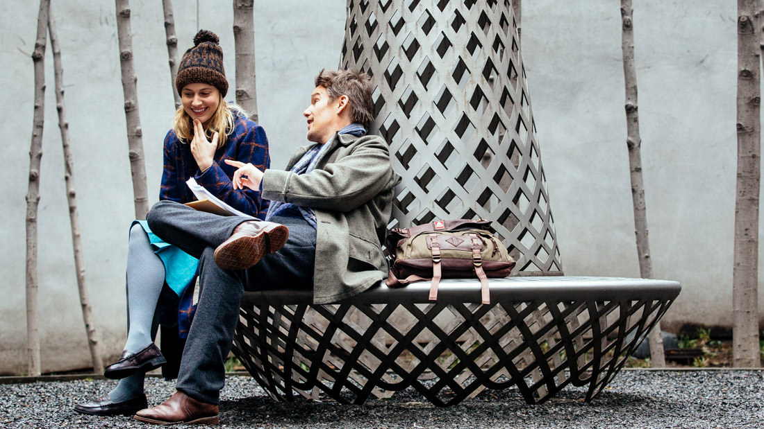 Maggie's Plan directed by Rebecca Miller