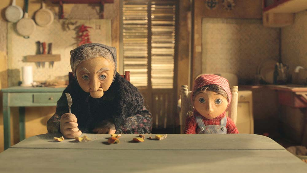 My Stuffed Granny
