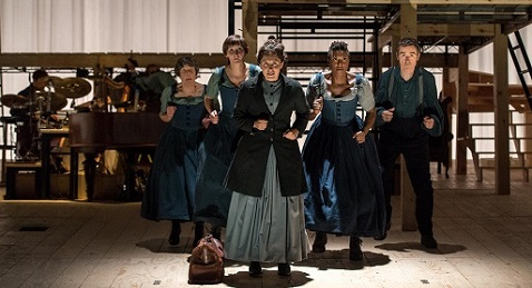 Jane Eyre: National Theatre Live