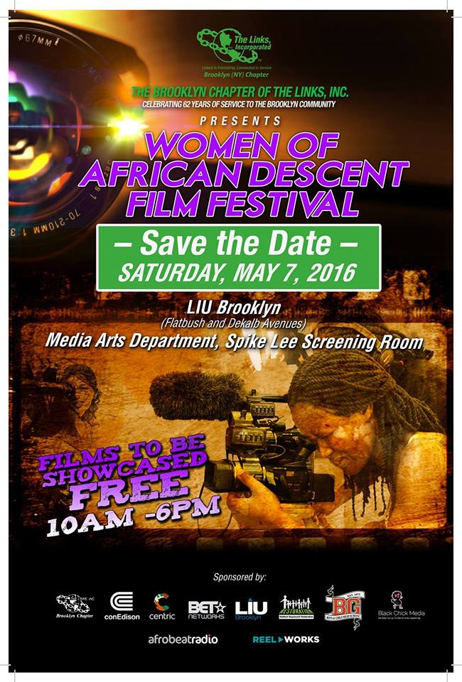 15th Annual Women of African Descent Film Festival