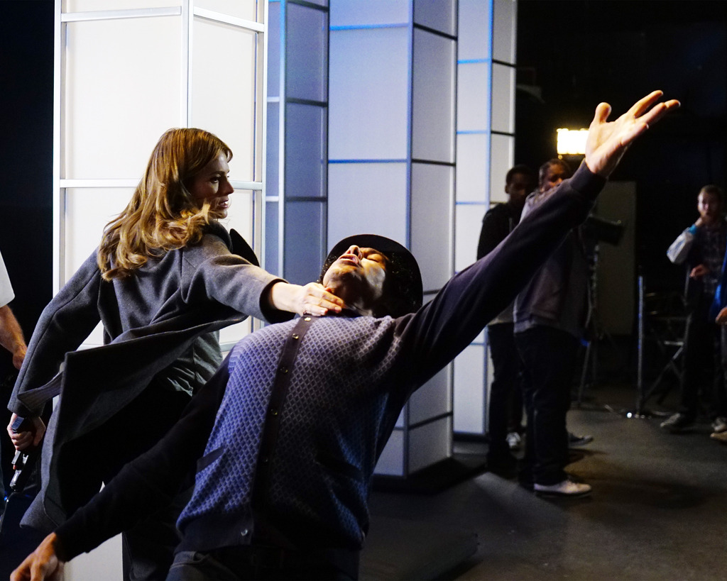 """Castle - """"Tone Death"""" directed by Hanelle M. Culpepper"""