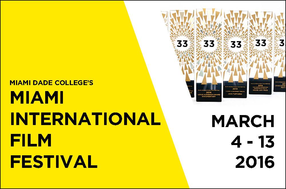 Miami International Film Festival 2016