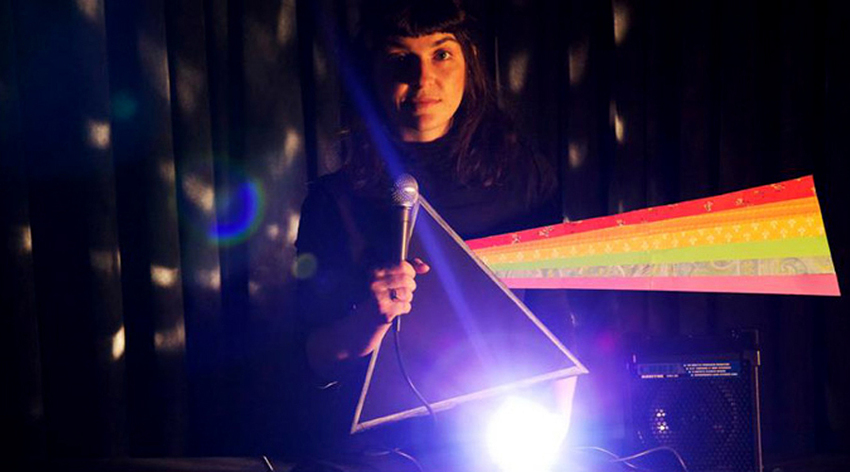 Jodie Mack: Let Your Light Shine