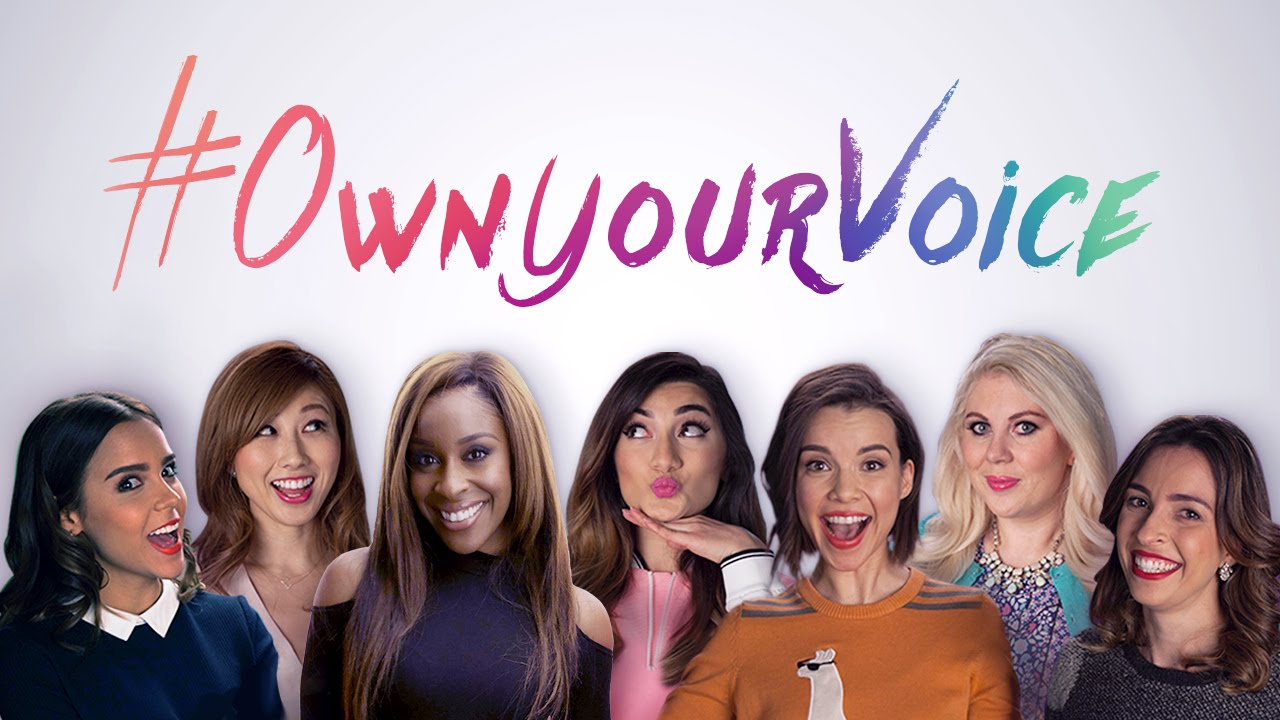 OwnYourVoice Standing Up For Gender Equality