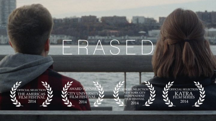 Erased directed by Alison Corsie