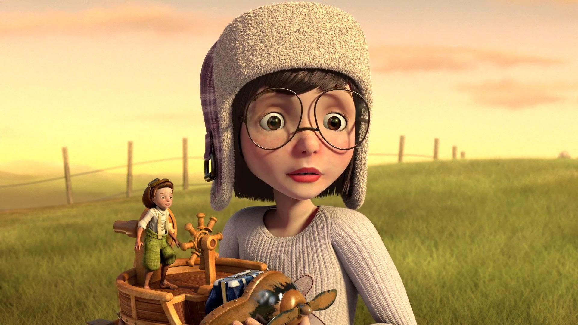 soar an animated short directed by alyce tzue