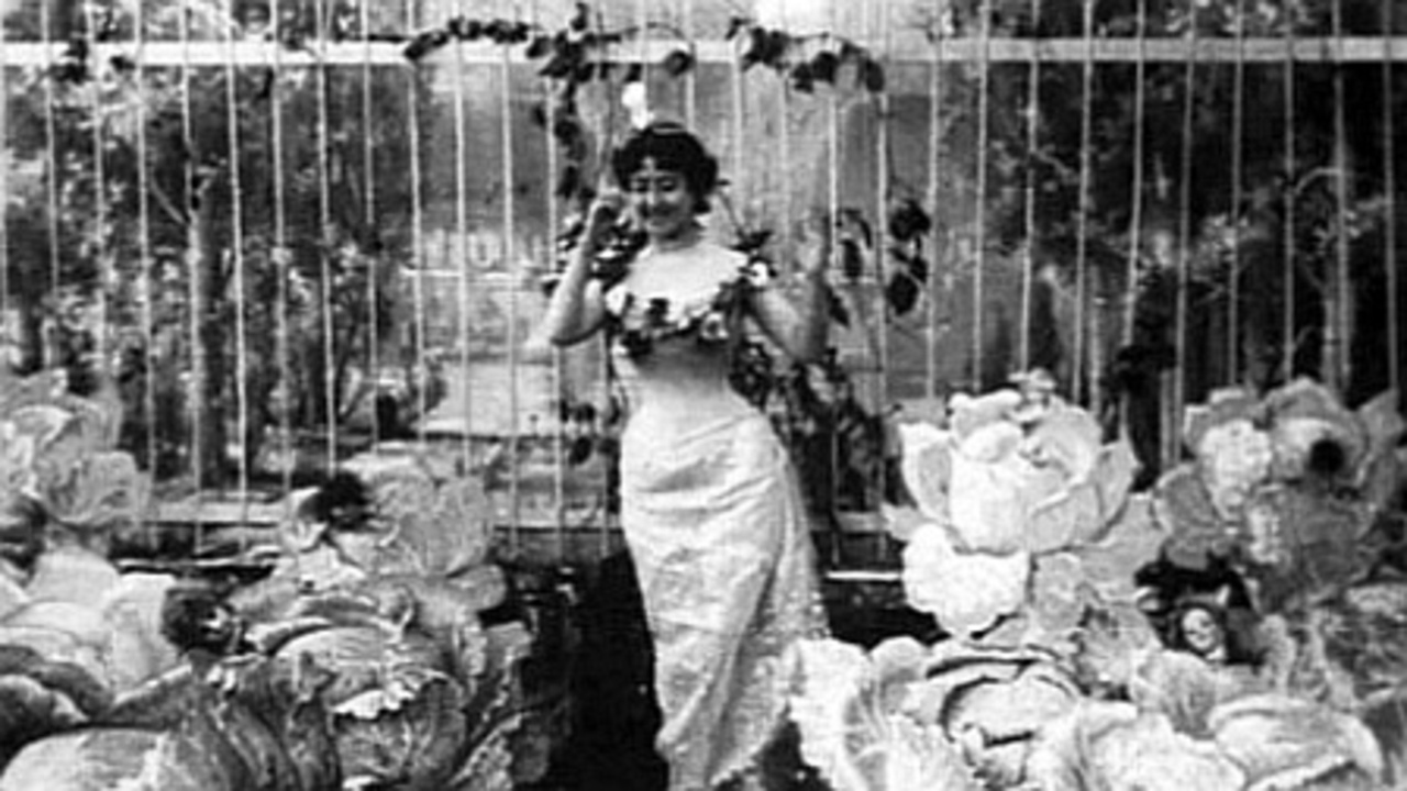 The Cabbage Fairy directed by Alice Guy Blache