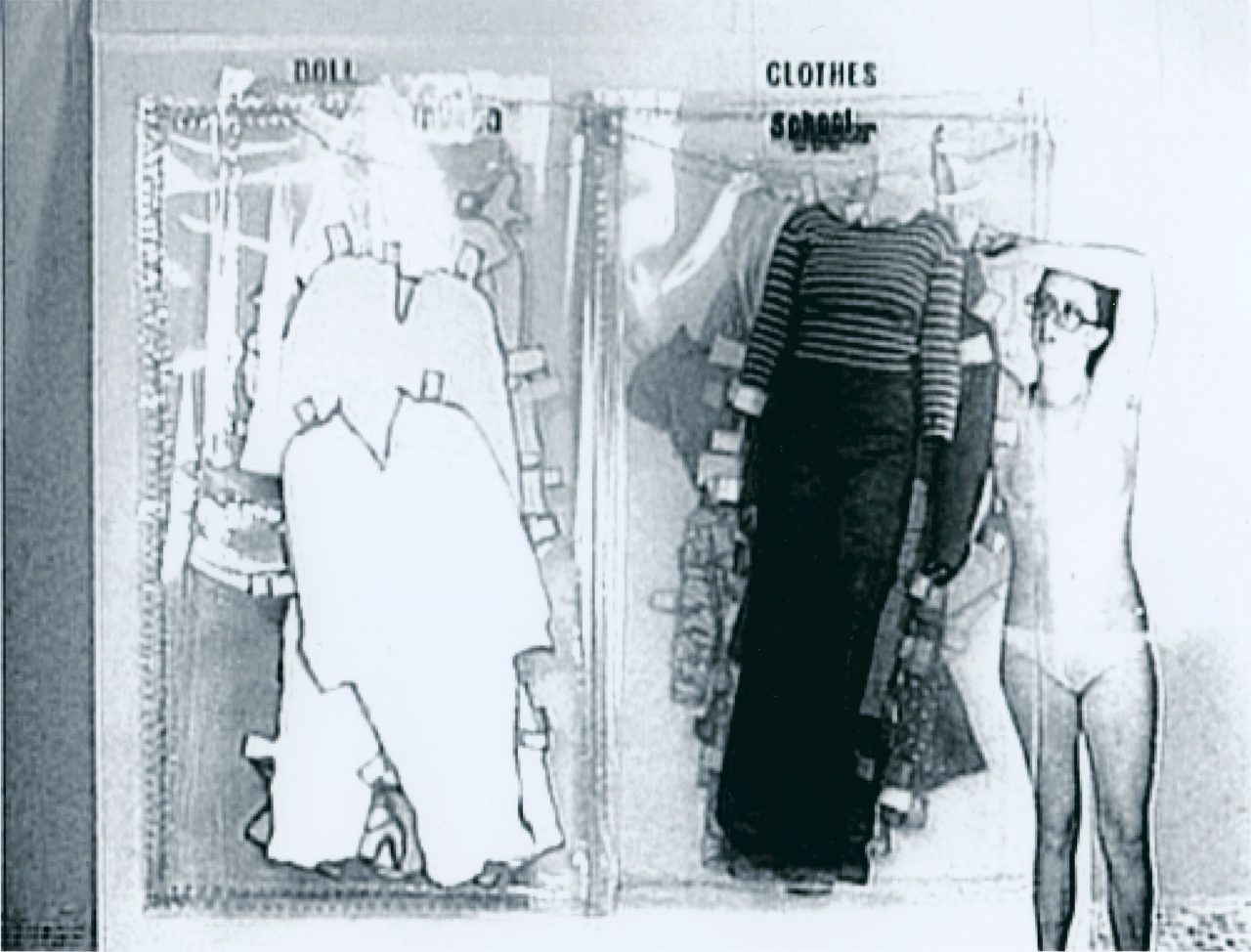 Doll Clothes directed by Cindy Sherman