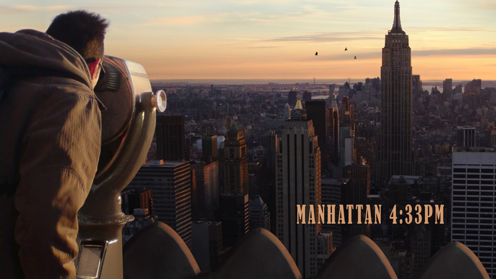 Manhattan 4:33pm directed by Lizzie Oxby