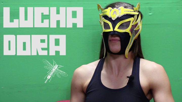 Luchadora directed by Amber Cortes