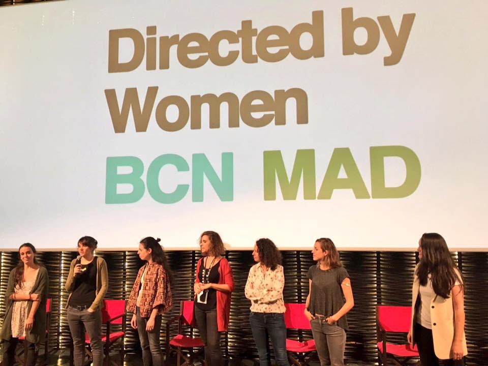 #DirectedbyWomen 2016 Spain