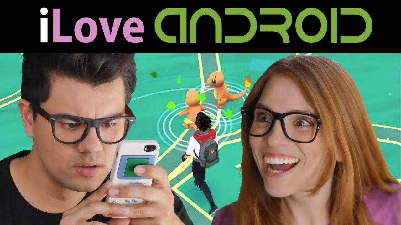 iLove Android directed by Lynna Yee