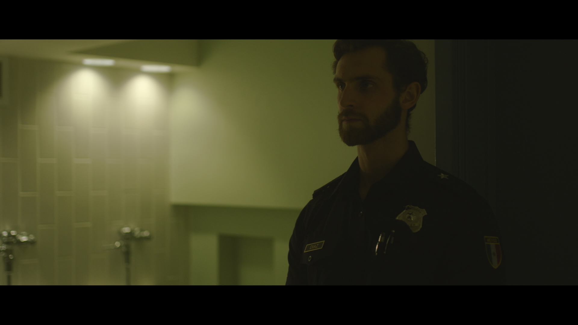 Client Work: Still from the short Standby