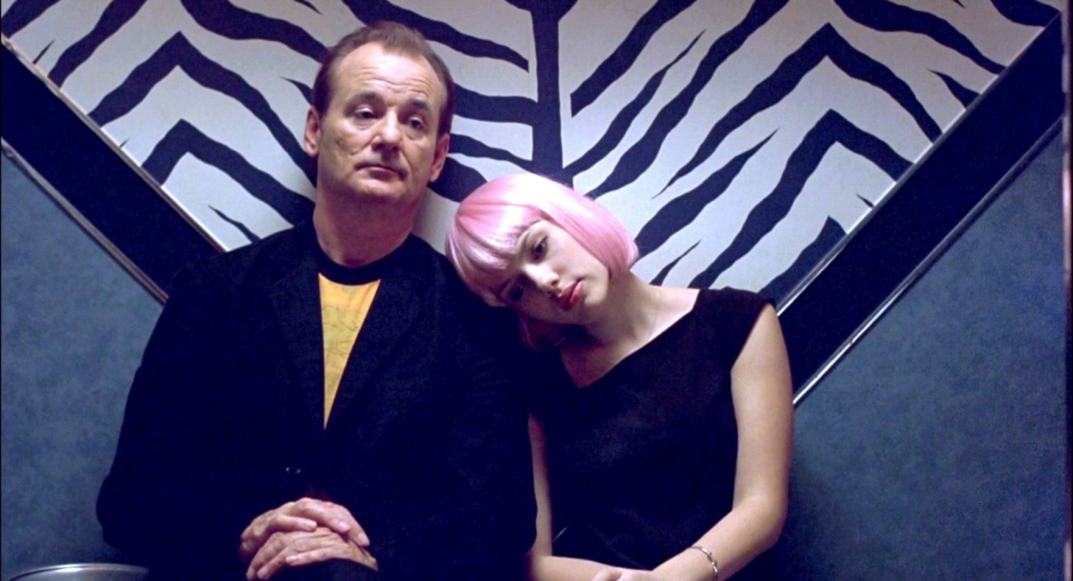 Still image from Lost in Translation