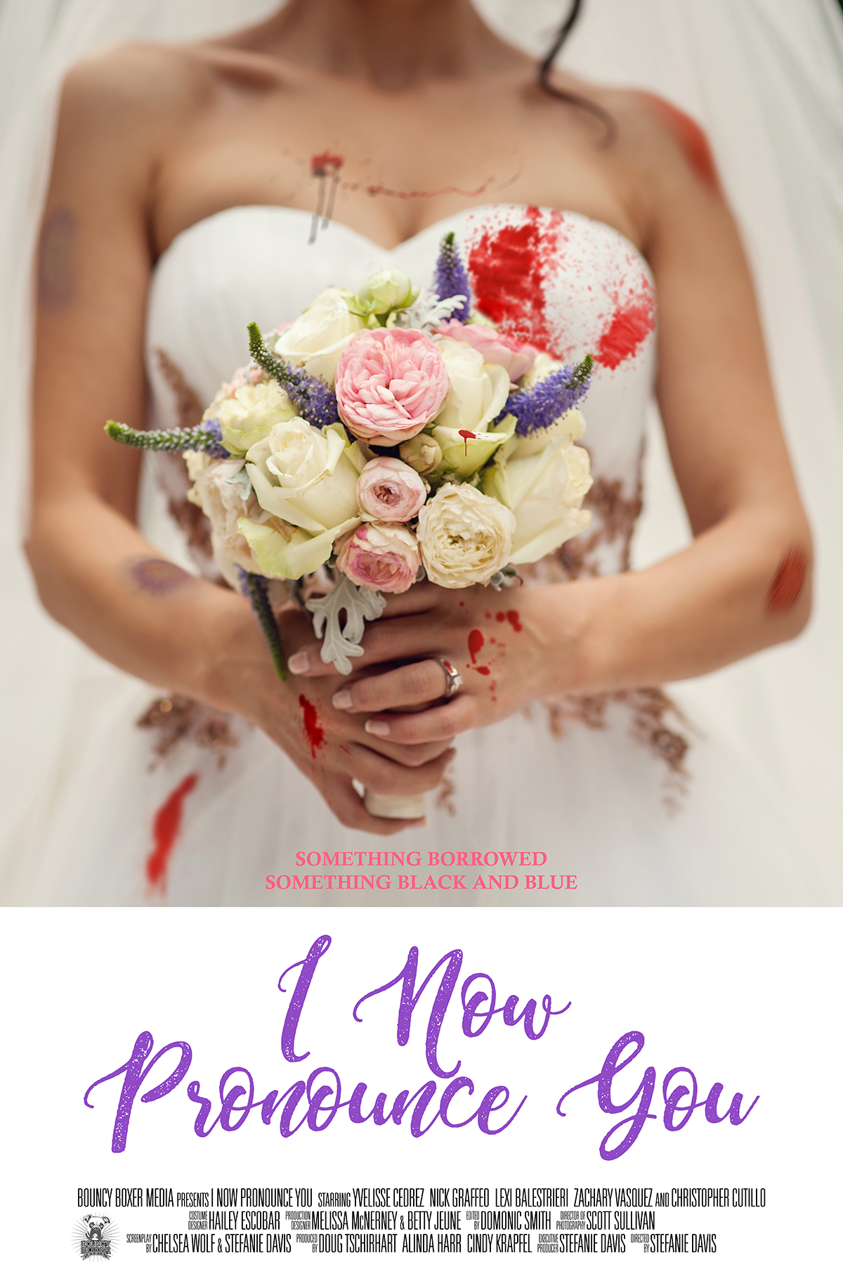 I Now Pronounce You - Poster