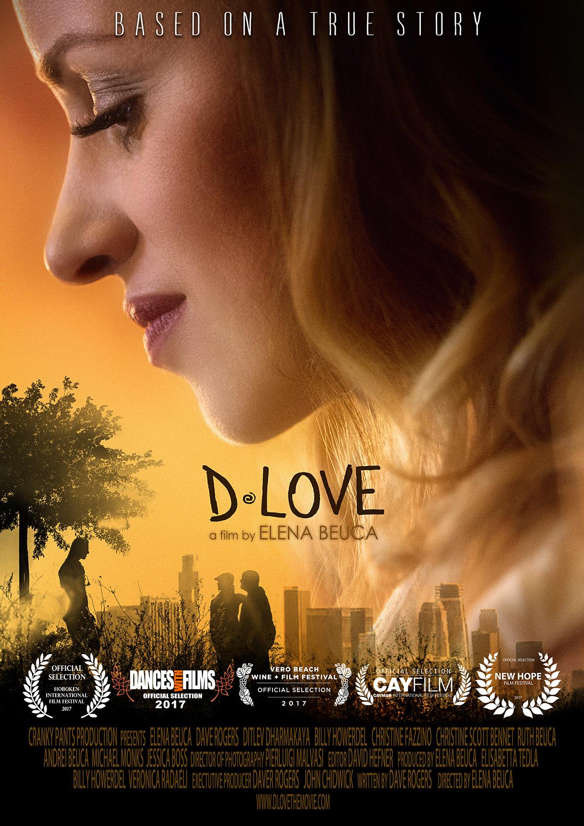 D-Love Poster