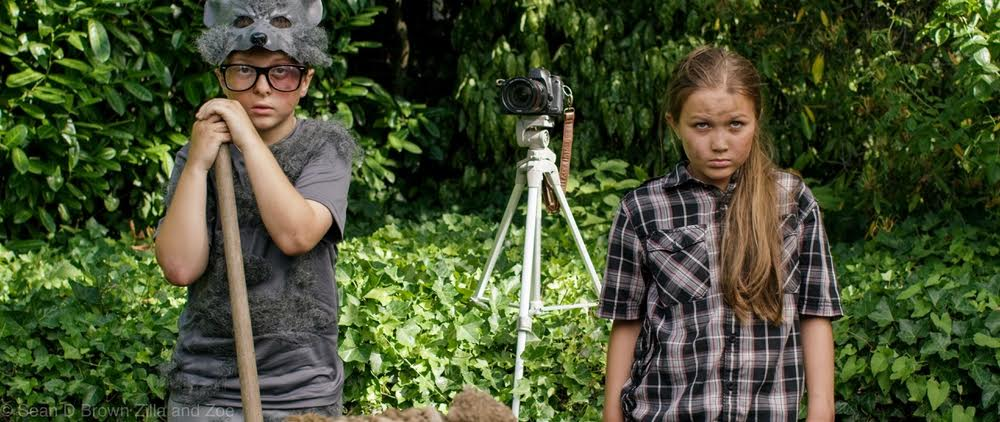 Still image from Zilla and Zoe