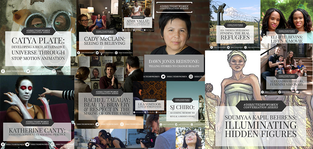 agnès films: With Just $1, You Can Help Support The #DirectedbyWomen Initiative