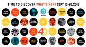 2018 IFP Week