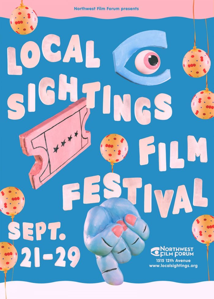 Local Sightings Poster