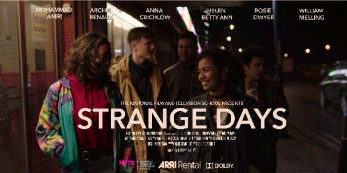 Strange Days (Alice Seabright)