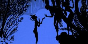 The Adventures of Prince Achmed (Lotte Reiniger, Carl Koch)