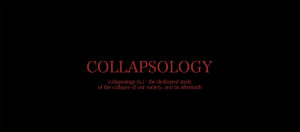 Collapsology