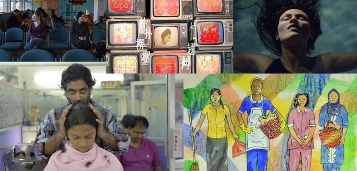 A Global Collage: Short Films #DirectedbyWomen