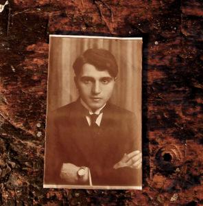 Portrait of Jacques Bolsey