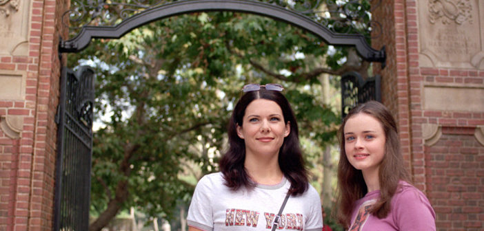 "Gilmore Girls ""The Road Trip to Harvard"""