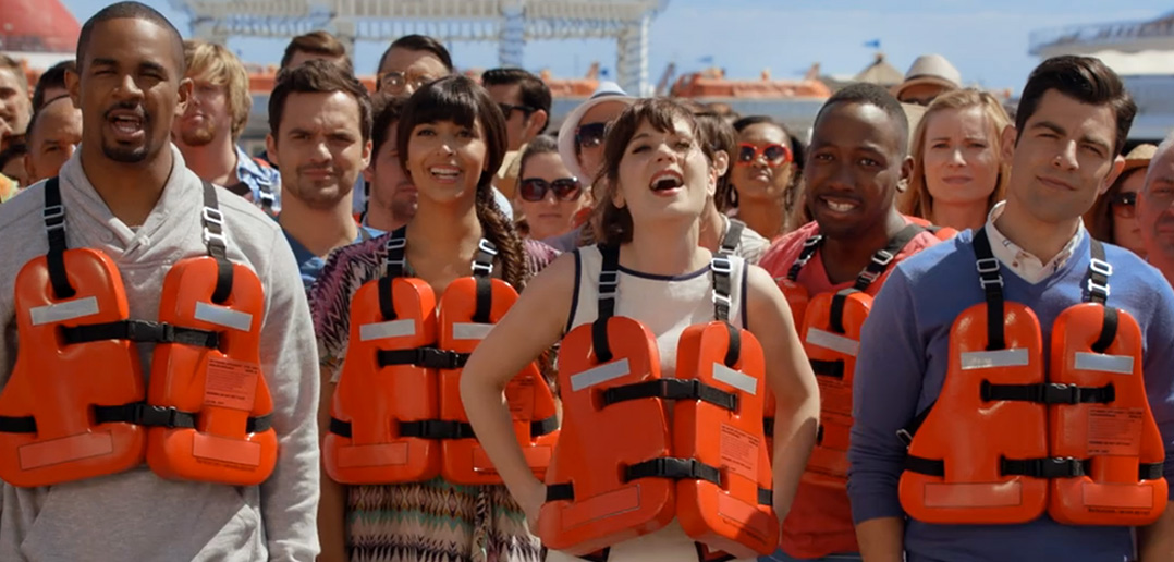 "New Girl - S3E23 - ""Cruise"""