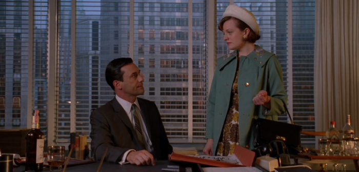 Mad Men - S4E7 - The Suitcase