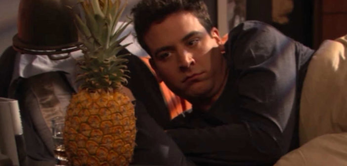"""How I Met Your Mother - S1E10 - """"The Pineapple Incident"""""""