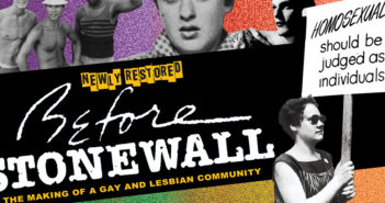 Before Stonewall poster