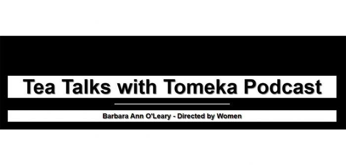 Tea Talks with Tomeka