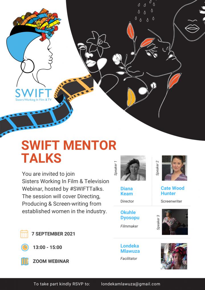 SWIFT Mentor Talks