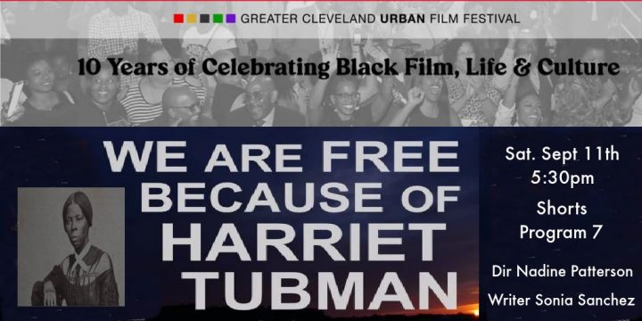 We Are Free Because of Harriet Tubman